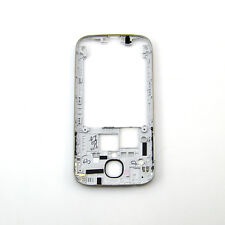 White Middle Frame Plate Chassis Housing Parts for Samsung Galaxy S4 IV i9500