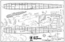 Royal / Marutaka Boeing B17 Flying Fortress plans