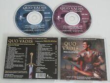 Quo Vadis/Bande Originale/Miklos Rozsa (Prométhée XPCD 172) 2xcd album
