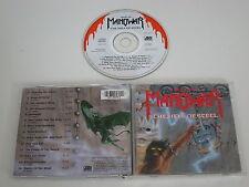 MANOWAR/BEST OF MANOWAR - THE HELL OF STEEL(ATLANTIC 7567-80579-2) CD ALBUM