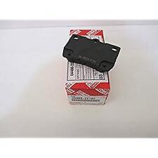 LEXUS OEM FACTORY REAR BRAKE PAD SET 2006-2013 IS250 04466-53010