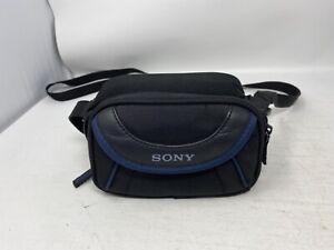 GENUINE SONY LCS-X11 Soft Handycam Camera Carrying Case Travel Bag