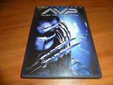 Alien vs. Predator (DVD, 2005, Full Frame) Raoul Bova, Sanaa Lathan Used AVP