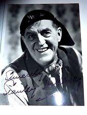 H Surname Initial Uncertified Original Male Film Autographs