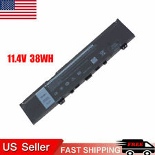 New listing F62G0 Battery for Dell Inspiron 13 7000 7370 7380 7386 5370 7373 2-in-1 Rpjc3 Us