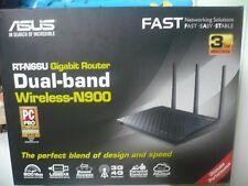 ASUS RT-N66U Gigabit Router DUAL-BAND Wireless-N900