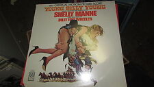 YOUNG BILLY YOUNG UA SOUNDTRACK LP UAS-5199 SHELLY MANNE SEALED