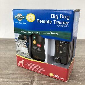 NEW PetSafe Big Dog Remote Trainer PDT00-13411