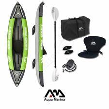 Aqua Marina Laxo 1er Kayak Starter Set Canoe Touring Paddle Boat Rowing