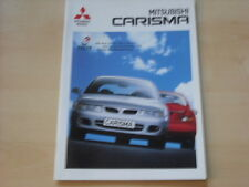 53955) Mitsubishi Carisma Prospekt 09/1997