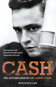 Cash: The Autobiography by Johnny Cash Paperback Book The Cheap Fast Free Post