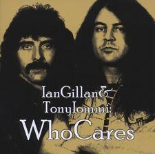 GILLAN IAN & IOMMI TONY - Who Cares
