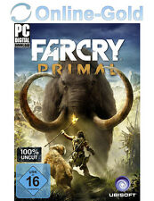Far Cry Primal Key - Uplay Ubisoft Download Code - PC Standard Version NEU EU/DE