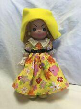 "Precious Moments Disney Cinderella Movie Stepsister Anastasia 12"" Doll #5929"