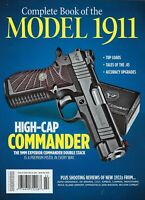 Complete Book of the MODEL 1911  2021    High Cap Commander