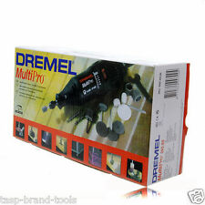 Dremel MultiPro 110V Electric Grinder Rotary Drill Tools 180W 5 Variable Speed