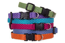 Small Dog Collar by Lupine Made From Recycled Plastic - 9 Nature Inspired Colors