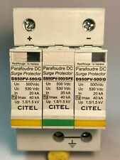 Scaricatore Citel DS50PV 500/G
