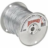 """Electric Fence Wire, 1/4"""" 17 Gauge"""