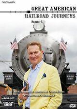 Great American Railroad Journeys Series 3 DVD Region 2