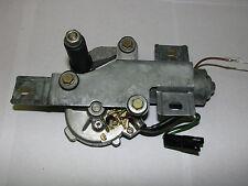 Rear Wiper Motor Merkur Xr4ti 85-89