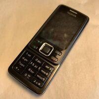Nokia 6300 Vintage Mobile Phone - Power Tested OK - C063
