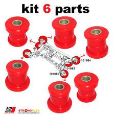 Mazda RX-8 rear beam / subframe bush polyurethane kit