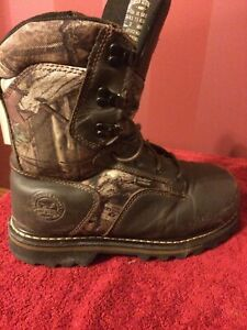 """Amputee RIGHT BOOT ONLY Irish Setter Gunflint II 10"""" Boot Men's 8.5Free Shipping"""