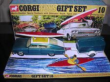 CORGI GS 10 RAMBLER MARLIN & KAYAKS GIFT SET & BOX - SUPERB!