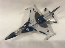 Matchbox Military Jet SB24  F-16 US Air Force Camouflage loose