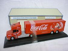 Oxford Diecast/Modern 1:76th Truck Scania T-cab Coca-Cola 76TCAB004CC