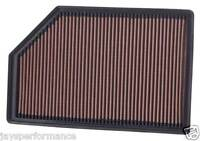 KN AIR FILTER (33-2388) REPLACEMENT HIGH FLOW FILTRATION
