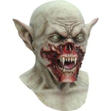 MASCARELLO Vampire Kurten Mask Bloody Scary Latex Head and Chest Party Costumes