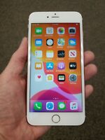 Apple iPhone 6s Plus - 16GB - Rose Gold (Sprint) A1687 - Cracked Home Button