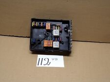 2006 Volkswagen Jetta Used Fuse Box Stock #112-FB