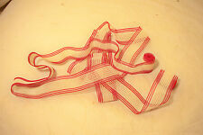 Replacement Part ELASTIC BORDER for 1987 Nerf Table Hockey  Parker Brothers