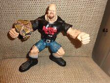 Stone Cold 3:16 Steve Austin MAXIMUM SWEAT SERIES 3 WWE WWF Wrestling Figure