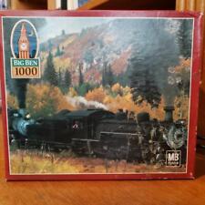 BIG BEN RAILROAD PUZZLE: 1000 PC.