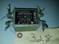 Pioneer AKP1255-A TV Okaya SUP-C14406-F-3 IEC Eingang Geräusch Filter 250V 5A