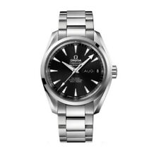 OMEGA Men's Stainless Steel Strap Wristwatches