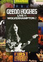 Glenn Hughes - Live in Wolverhampton 2 [New DVD]