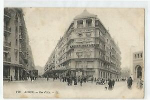 CPA ALGERIE , ALGER , RUE D' ISLY