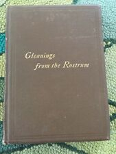 Gleanings From The Rostrum A.B. French 1892 Joseph Smith Book Of Mormon