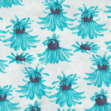 FREE SPIRIT BY THE YARD: TINA GIVENS WHITE MADISON 414811, 100% COTTON