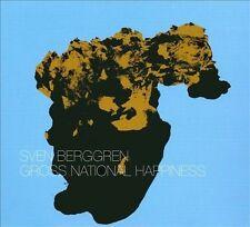 SVEN BERGGREN~GROSS NATIONAL HAPPINES Sealed Digipak CD JAZZ