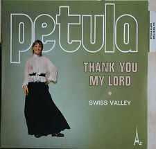 "PETULA CLARK ""THANK YOU MY LORD""   45 TOURS  2 TITRES"