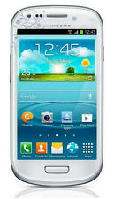 Samsung Galaxy S III Mini GT-I8190 La Fleur - 8GB-Marmo Bianco (Sbloccato) Smartcard