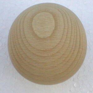 Holzkugeln Ø 20 mm Kugel ohne Bohrung Buche natur Rohholzkugeln