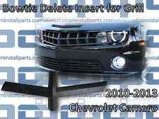 2010-12 Chevrolet Camaro SS V8 Bow Tie Grill Grille Emblem Removal Insert Filler