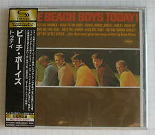 THE BEACH BOYS - Today! + 2 BONUS JAPAN SHM CD NEU RAR! TOCP-95007 SEALED
